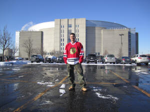 United Center, Chicago Blackhawks - Frozen Pond Pilgrimage