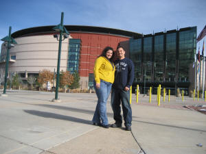 Frozen Pond Pilgrimage - Pepsi Center