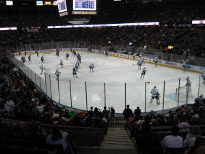 Rexall Place - NHL Arena