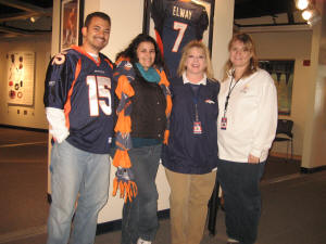 Colorado Sports Hall of Fame at Invesco Field at Mile High Stadium - Frozen Pond Pilgrimage
