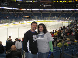 Frozen Pond Pilgrimage at St. Pete Times Forum in Tampa